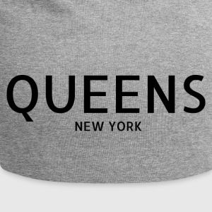 Queens New York by - Jersey-beanie