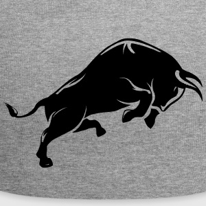 Angry Bull Stier - Jersey-Beanie