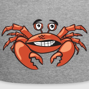 Crazy red crab - Jersey-Beanie