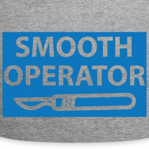 Doktor / Arzt: Smooth Operator - Jersey-Beanie