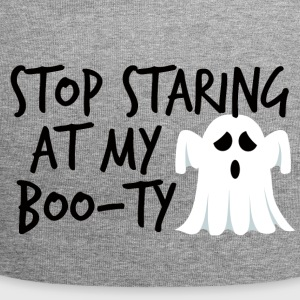 Halloween: Stop Staring At My Boo-Ty - Jersey Beanie