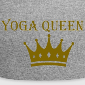 Yoga dronning - Jersey-Beanie