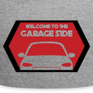 Mechanic: Welcome To The Garage Side - Jersey-beanie