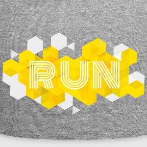 RUN - Bonnet en jersey