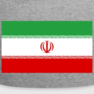 National Flag Of Iran - Jersey Beanie