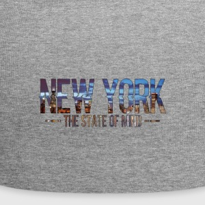 New York - The state of Mind 2 - Jersey-beanie