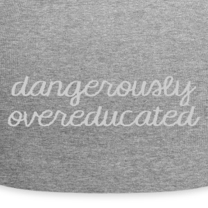 Videregående / Graduation: Dangerously Overeducated - Jersey-beanie