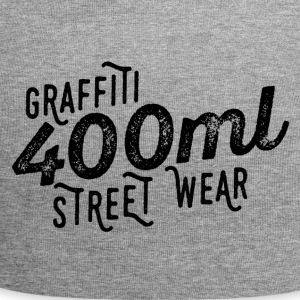 400ml Street Wear - Bonnet en jersey