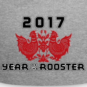 2017 Year Of The Rooster - Jersey Beanie