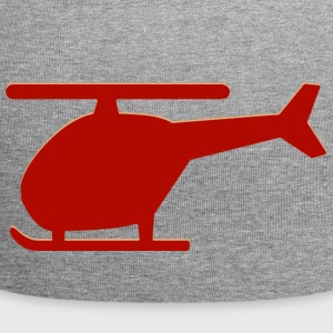 Helicopter - Jersey-Beanie