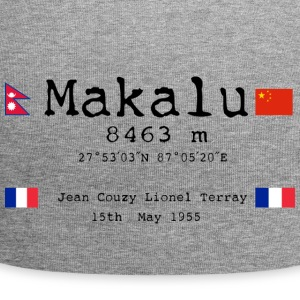 Makalublack - Jersey-Beanie