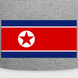 National Flag Of North Korea - Jersey-Beanie