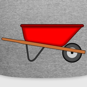 wheelbarrow - Jersey-Beanie