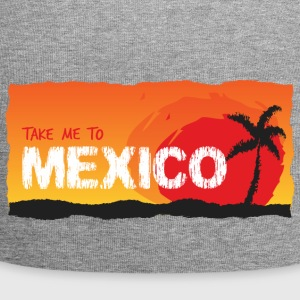 Take Me To Mexico - Beanie in jersey
