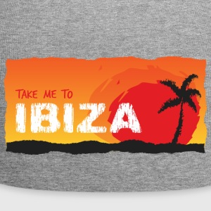 Take Me To Ibiza - Beanie in jersey