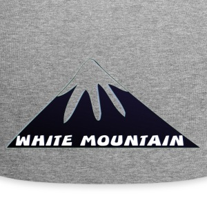 WhiteMountain - Beanie in jersey