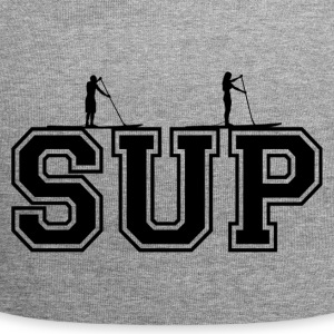SUP together - black - Jersey-Beanie