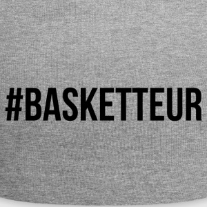 basketteur - Bonnet en jersey