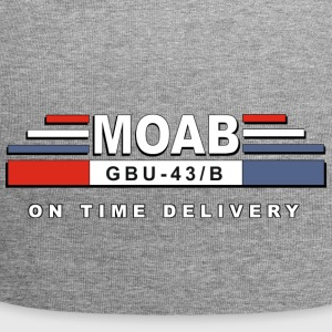 MOAB - Mother Of All Bombs (Mother Of All Bombs) - Jersey Beanie