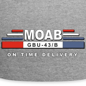 MOAB - moderen til alle bomber (Mother Of All Bombs) - Jersey-Beanie