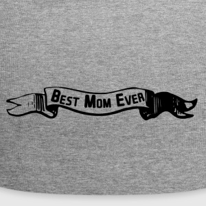 best mom banner - Jersey-Beanie