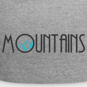 mountains - Jersey-Beanie