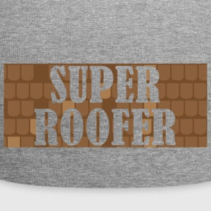 Roofer Super Roofer - Beanie in jersey
