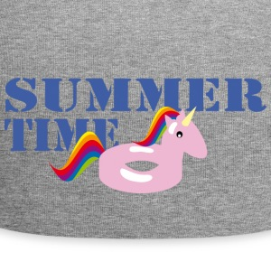 Summerime Unicorn - Beanie in jersey