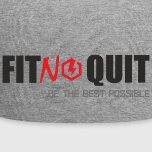 FITNOQUIT - Jersey-Beanie