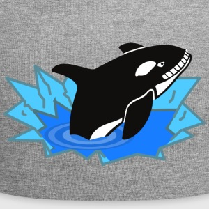 whale29 - Jersey-Beanie