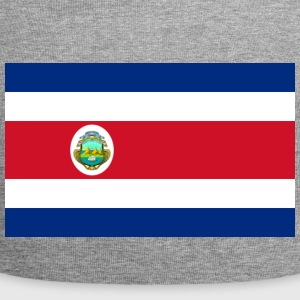 National Flag Of Costa Rica - Jersey Beanie