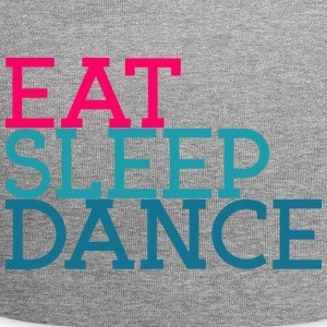 Eat Sleep Danse - Bonnet en jersey