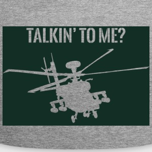 Military / Soldiers: Talkin' to me? - Jersey Beanie