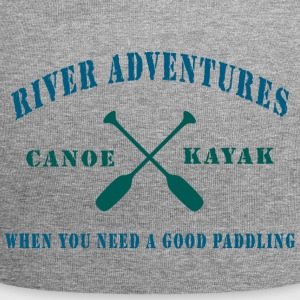 River Canoe Kayak - Beanie in jersey