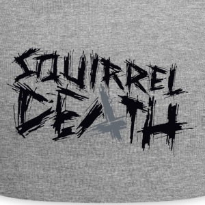 SQUIRREL DEATH - Logo positively - Jersey Beanie