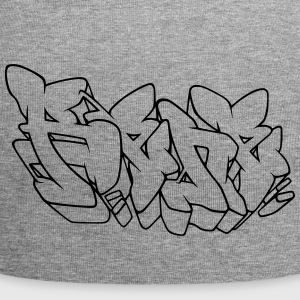 Graffiti Name Rene AllroundDesigns - Jersey-Beanie