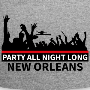 NEW ORLEANS - Party All Night Long - Jersey-Beanie