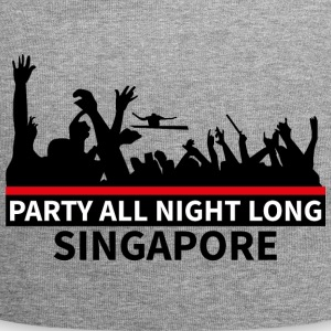 SINGAPORE Party - Jersey Beanie