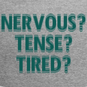 NervousTenseTired - Bonnet en jersey