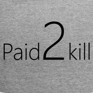 Paid2Kill - Jersey Beanie