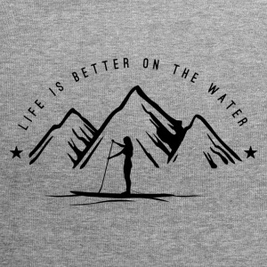 Stand Up Paddling - Life is better on the water - Jersey Beanie