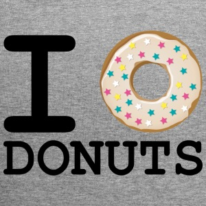 I_love_Donuts - Jersey-beanie