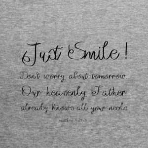 Just Smile! - Jersey-Beanie