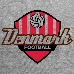Manteau de football du Danemark - Bonnet en jersey