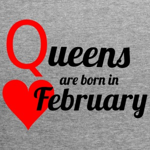Queen of February - Jersey Beanie