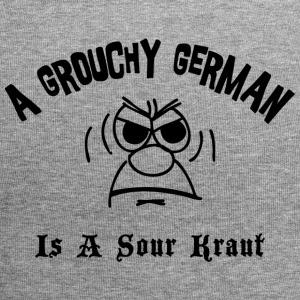 Grouchy German Is A Sour Kraut - Jersey Beanie