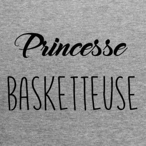 basketball prinsesse - Jersey-Beanie