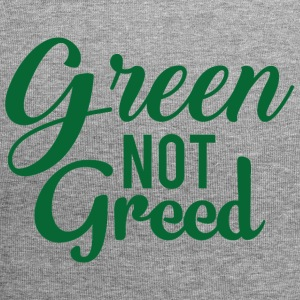 Earth Day / Earth Day: Green not greed - Jersey Beanie
