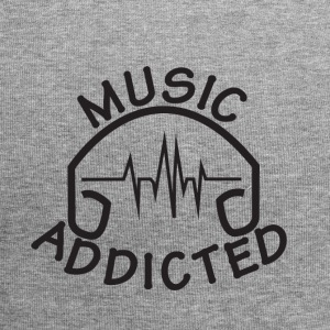 MUSIC_ADDICTED-2 - Jersey Beanie