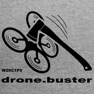 drone-buster - Jersey-Beanie